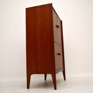 Retro Teak Drinks Cabinet by John Herbert for Younger Vintage 1960's