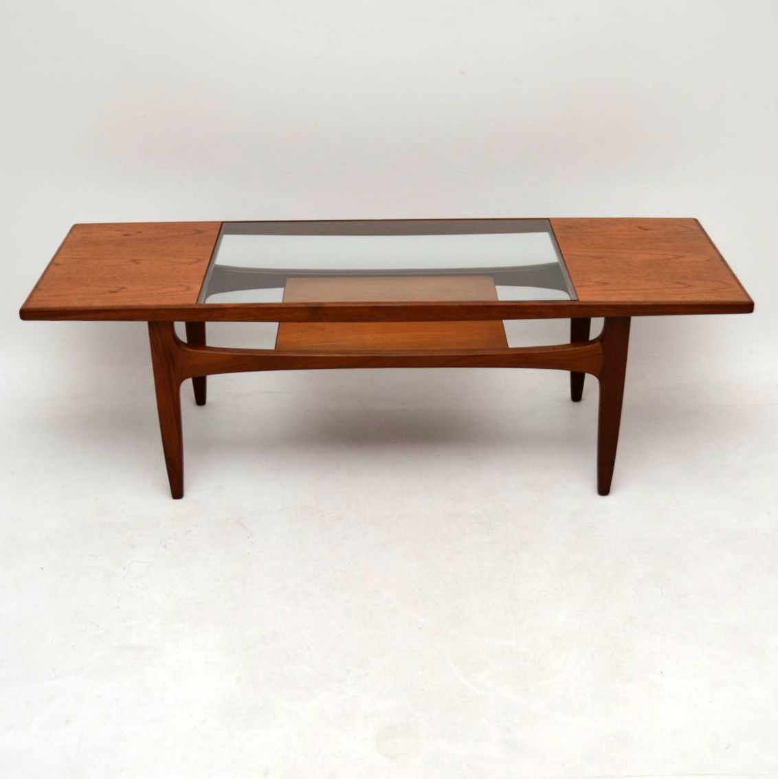 Retro Teak Coffee Table by G- Plan Vintage 1960's ...