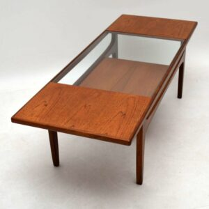Retro Teak Coffee Table by G- Plan Vintage 1960's