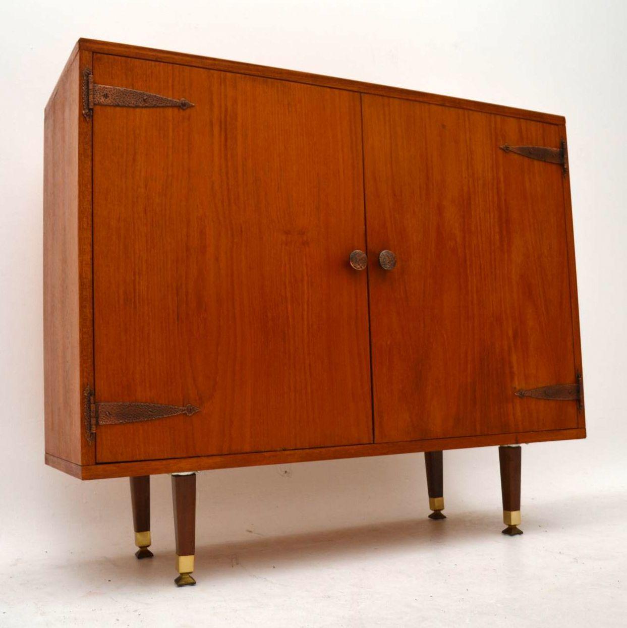 1960's Retro Teak Cabinet / Sideboard