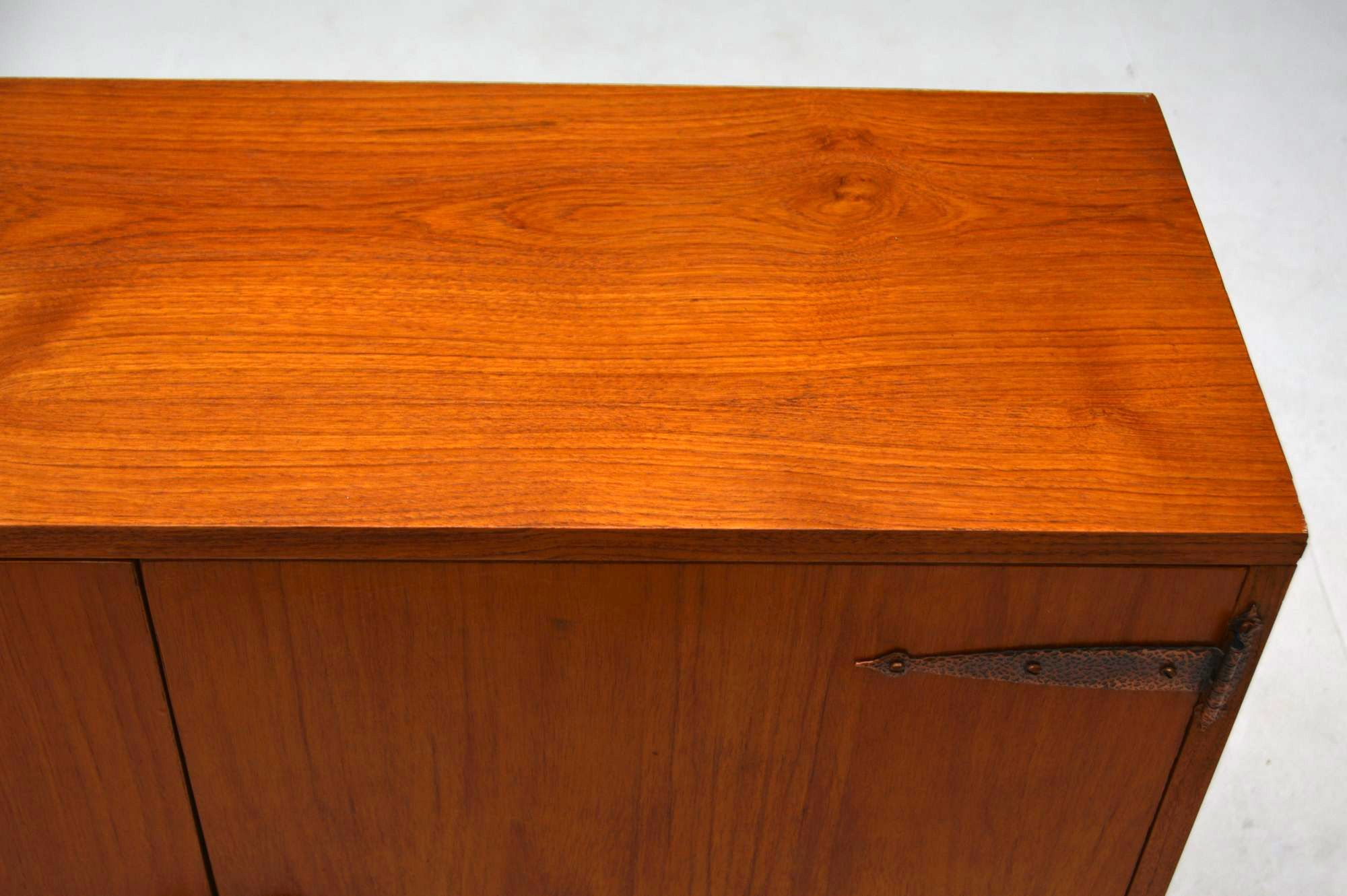 1960 S Retro Teak Cabinet Sideboard Retrospective