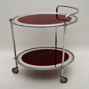 1950's French Retro Drinks Trolley