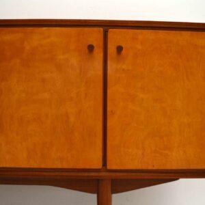 1960's Vintage Teak & Satin Wood Sideboard