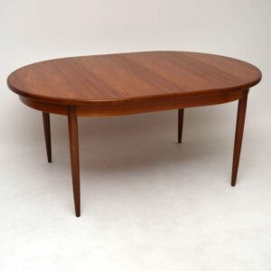 Retro Teak Dining Table & Six Chairs by G- Plan Vintage 1960's