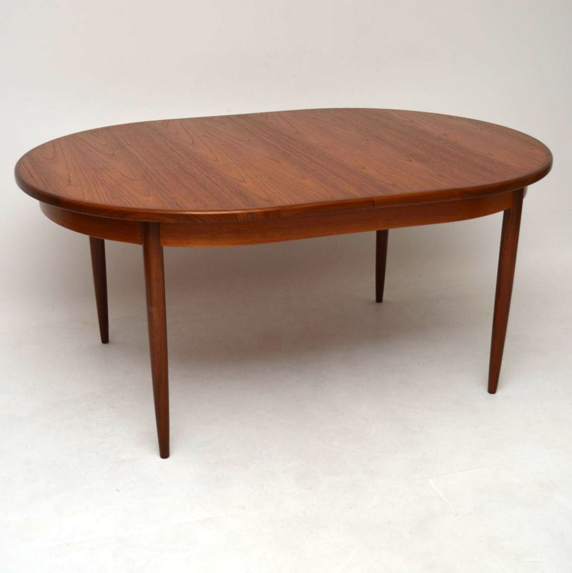 Retro Teak Dining Table Amp Six Chairs By G Plan Vintage