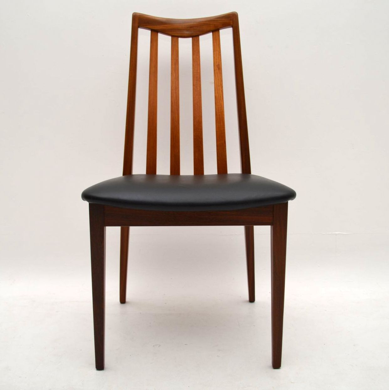 Retro Teak Dining Table & Six Chairs by G- Plan Vintage ...