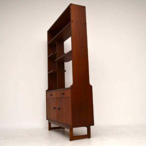 1960's Teak Vintage Room Divider / Bookcase