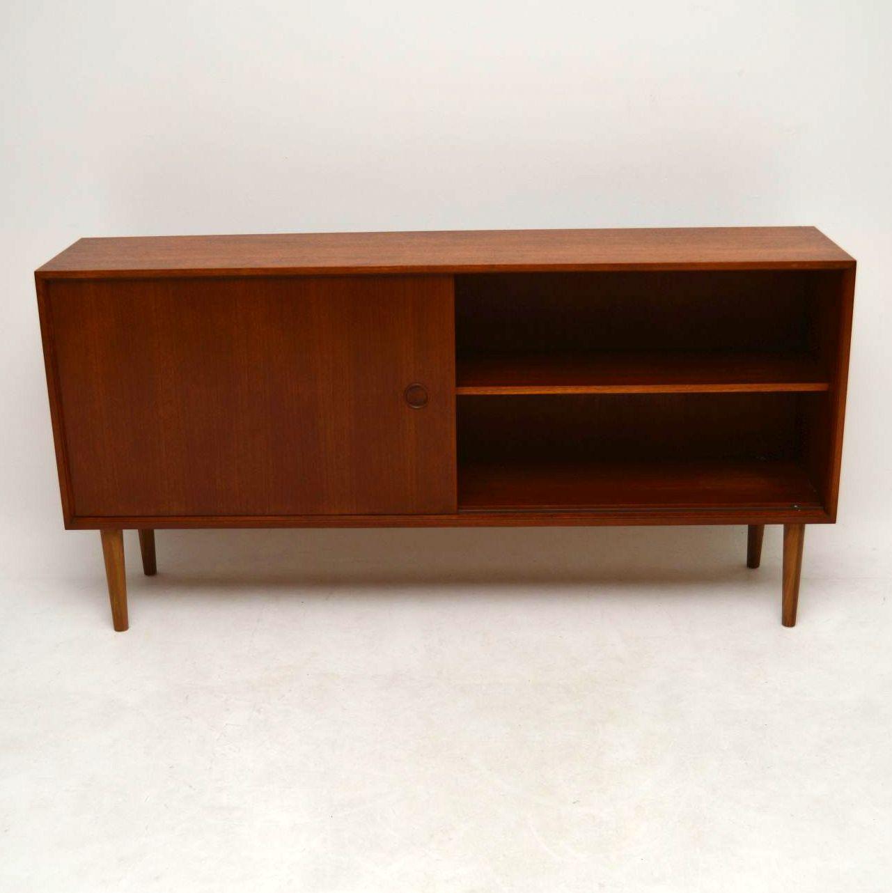 1960 s danish teak vintage sideboard retrospective. Black Bedroom Furniture Sets. Home Design Ideas