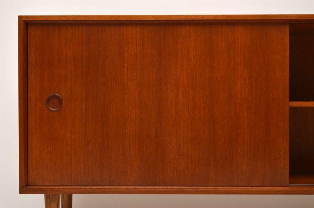 1960's Danish Teak Vintage Sideboard