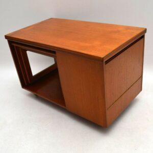 1960's Teak Tristor Coffee Table by McIntosh