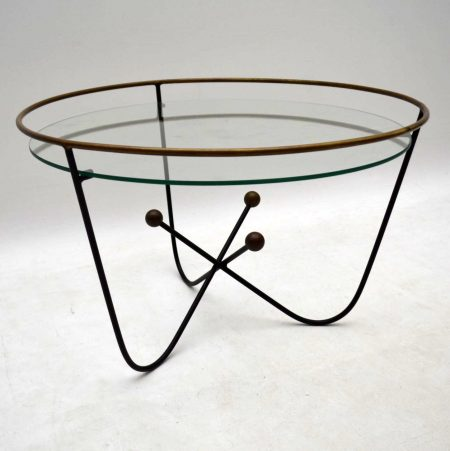 1950's Vintage Coffee Table by Edward Ihnatowicz for Mars Furniture
