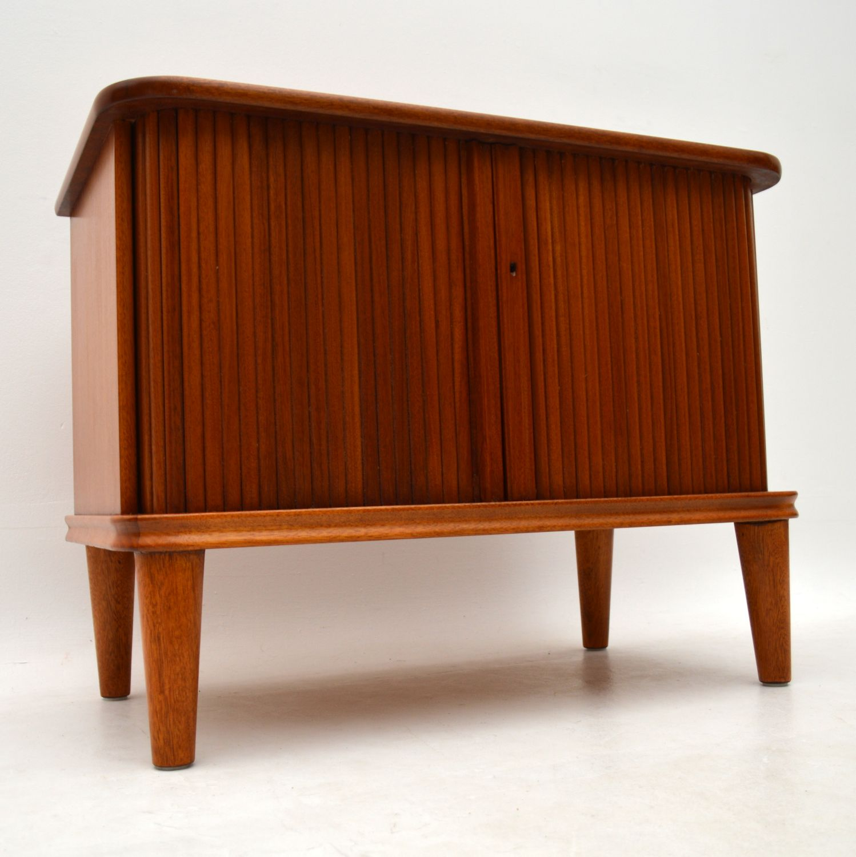 1960 S Vintage Teak Tv Cabinet Retrospective Interiors