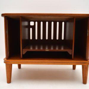 1960's Vintage Teak TV Cabinet