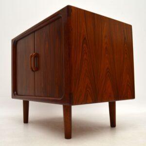 1960's Vintage Danish Rosewood TV Cabinet / Sideboard