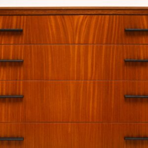 1960's Vintage Teak Chest of Drawers