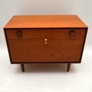 1960's Danish Vintage Teak Cabinet by Kofod Larsen