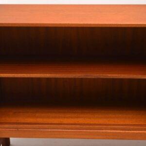 1960's Vintage Teak Sideboard / Bookcase by McIntosh