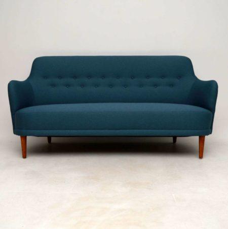 1960's Vintage Carl Malmsten 'Samsas' Sofa