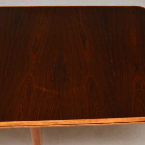 1960's Vintage Rosewood Dining Table by Robert Heritage for Archie Shine