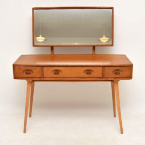 1960's Vintage Ercol Dressing Table