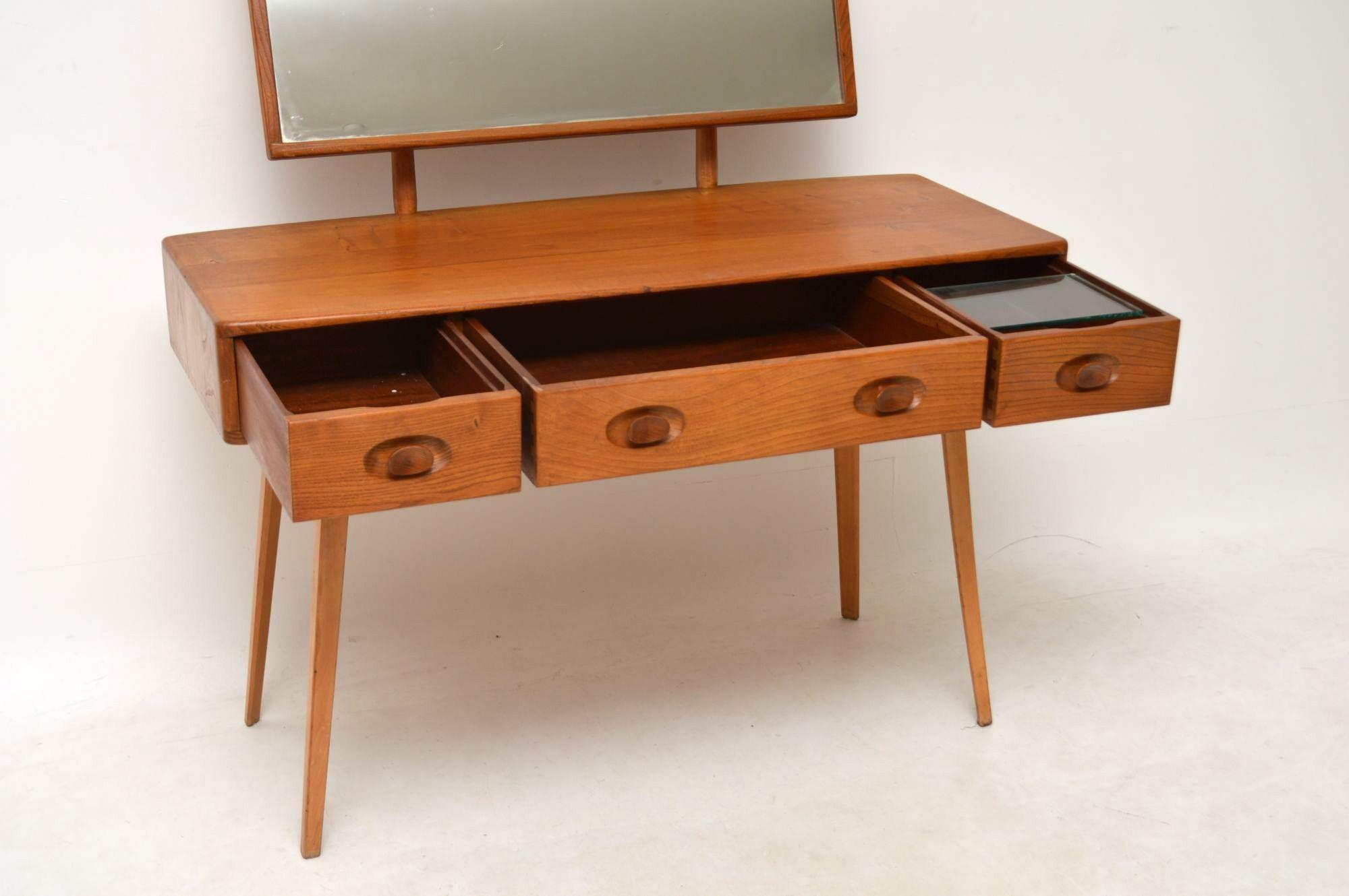 1960 S Vintage Ercol Dressing Table Retrospective