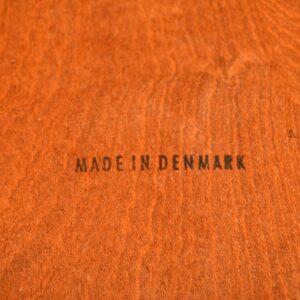 1960's Vintage Danish Teak Drinks Trolley