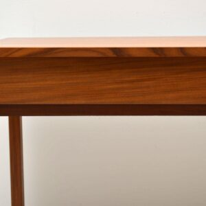 1960's Vintage Teak & Afromosia Desk / Writing Table