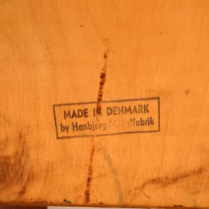 1960's Danish Vintage Tallboy Chest of Drawers