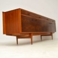 1960's Rosewood & Mahogany Vintage Sideboard by Robert Heritage for Archie Shine
