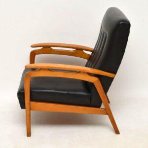 1950's Pair of Vintage Armchairs
