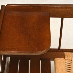 1950's Vintage Telephone Bench / Side Table