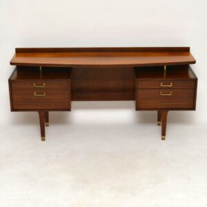 1950's Vintage Desk in Afromosia by G- Plan