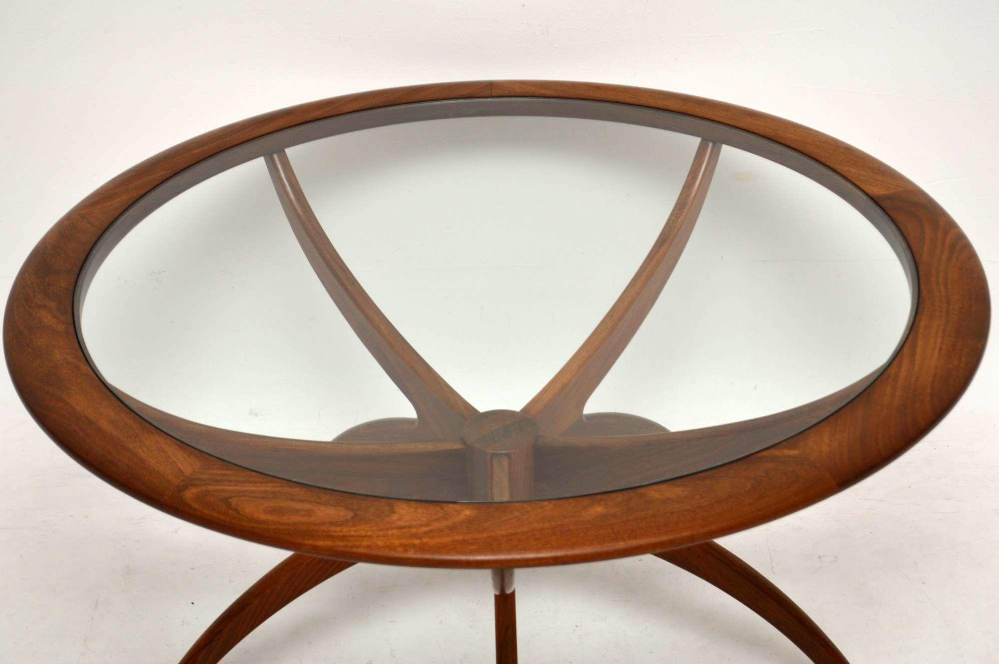 1960 S Vintage Teak Spider Coffee Table By G Plan