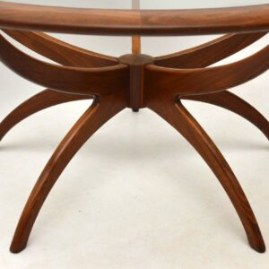 1960's Vintage Teak Spider Coffee Table by G- Plan