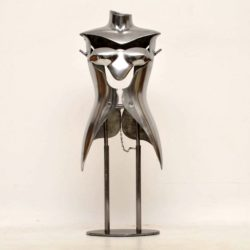 Aluminium & Steel Mannequin by Nigel Coates for Jigsaw