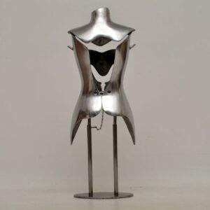 Aluminium & Steel Mannequin by Nigel Coates for Jigsaw