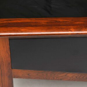 1950's Vintage Danish Rosewood Capella Sofa by Illum Wikkelso