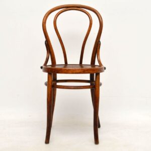 Antique Vintage Bentwood Thonet Cafe Chair