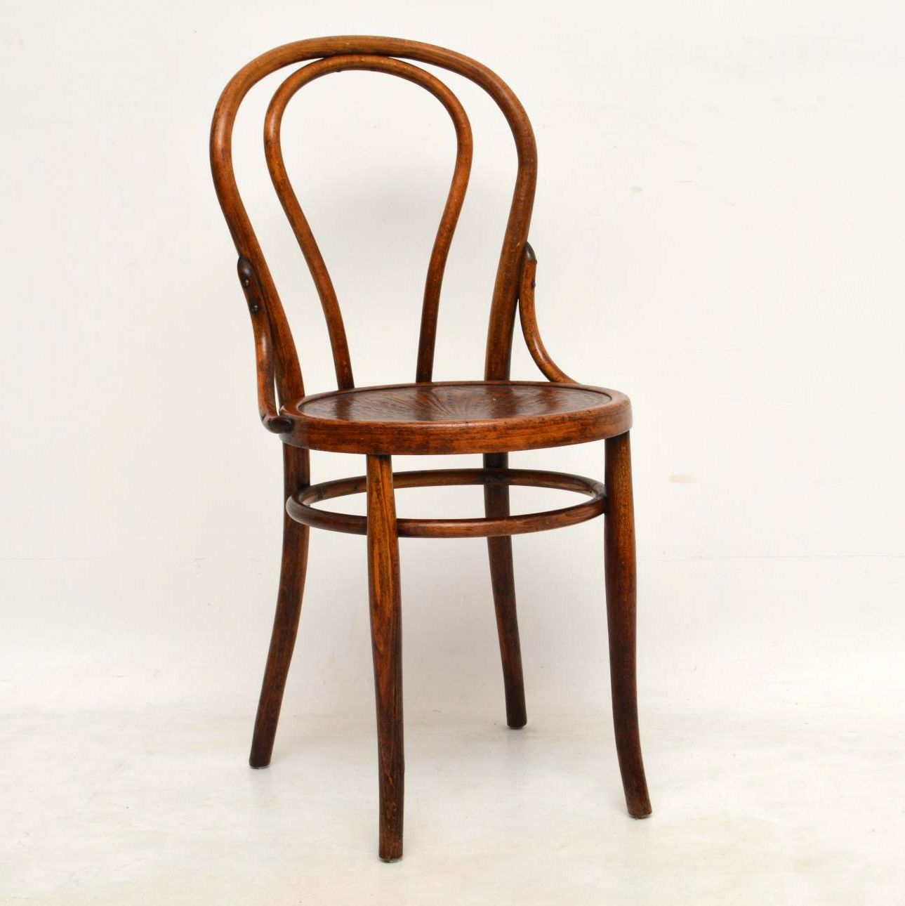 Antique Bentwood Cafe Chairs Bent Wood Dining Chairs
