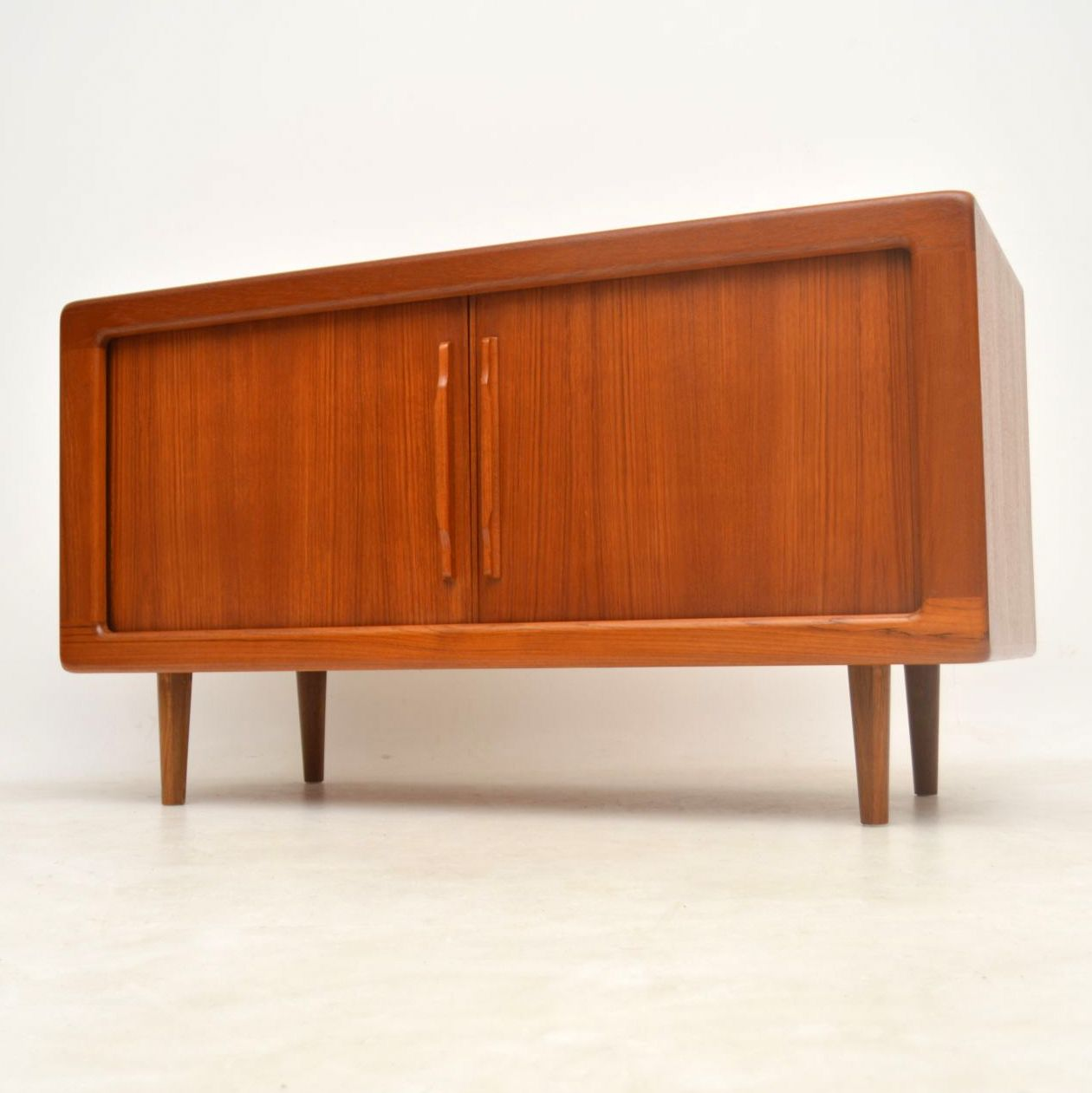 1960 S Danish Vintage Teak Sideboard Retrospective