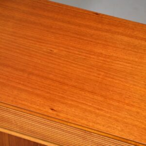 1960's Vintage Teak & Rosewood Chest of Drawers