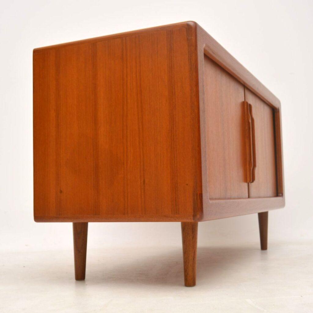 danish vintage teak sideboard