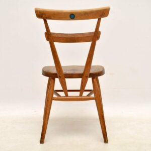 vintage ercol childrens chairs blue dot