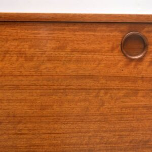 vintage satin wood sideboard