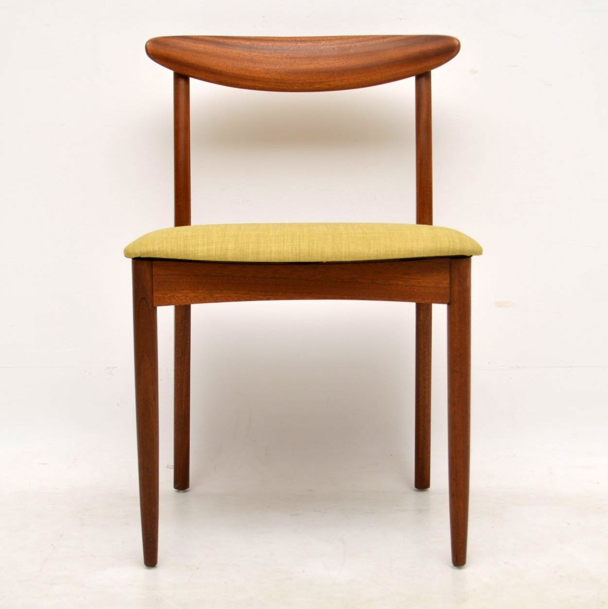 Teak Dining Table And Chairs: 1960's Teak Dining Table And 6 Chairs By Greaves & Thomas