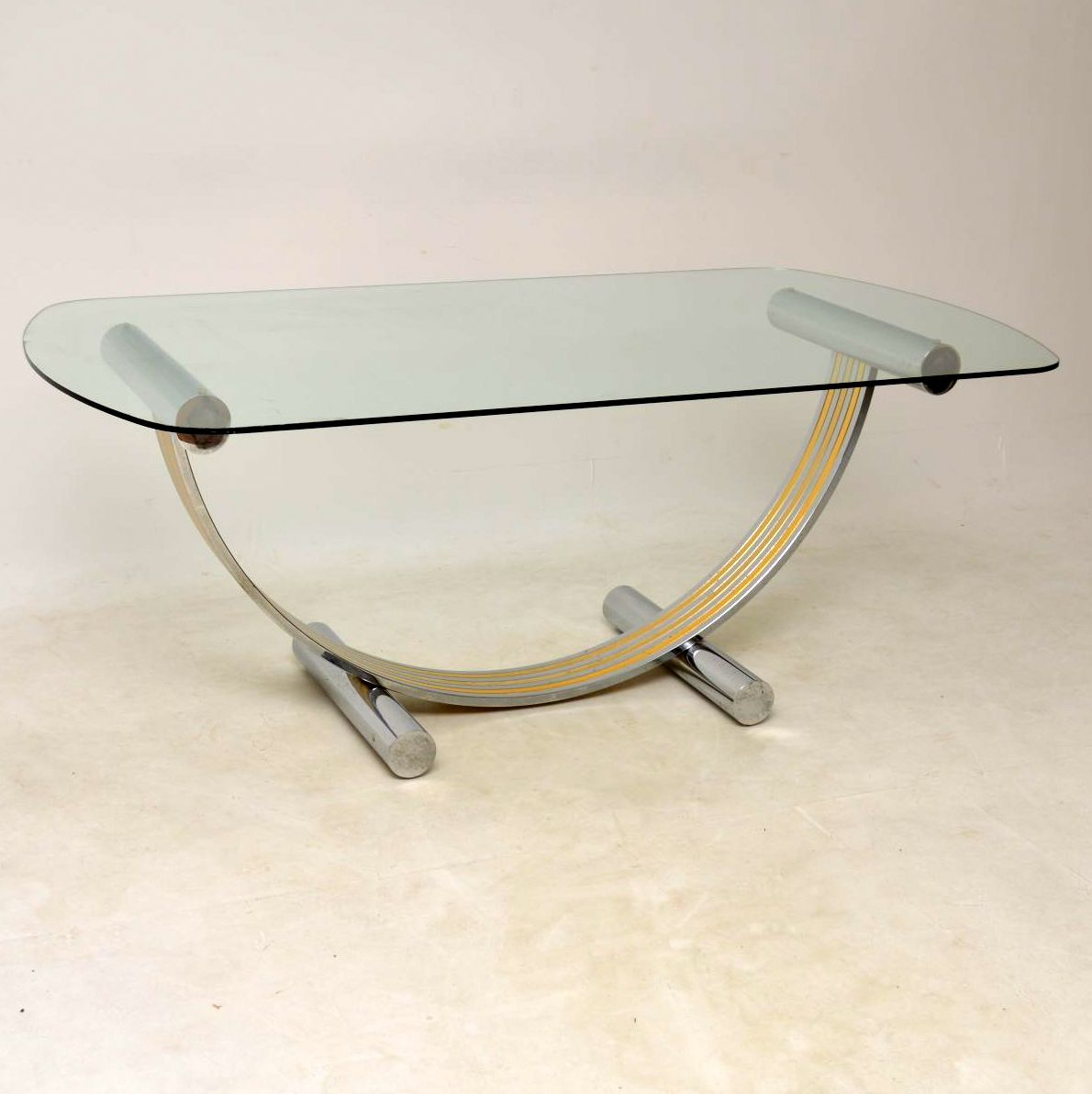 vintage italian dining table by zevi