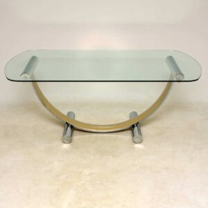 1970's Italian Vintage Dining Table by Zevi