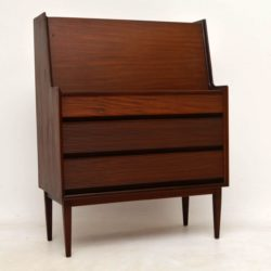 1960's Vintage Bureau by Richard Hornby in Afromosia