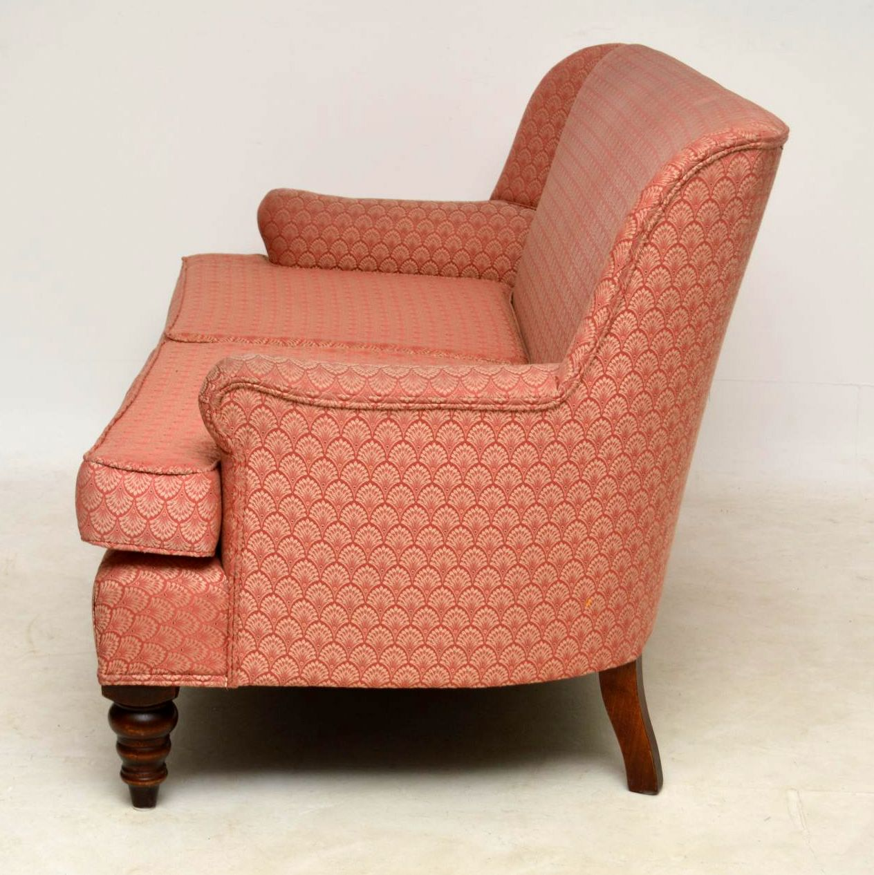 ... Antique Victorian Style Two Seat Sofa ...