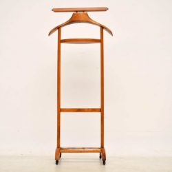 vintage italian clothes valet stand fratelli reguitti
